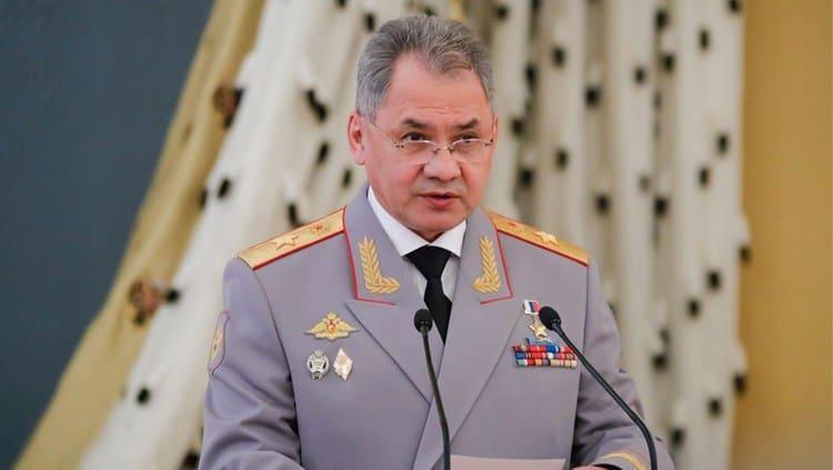 Рис. 1. Сергей Шойгу