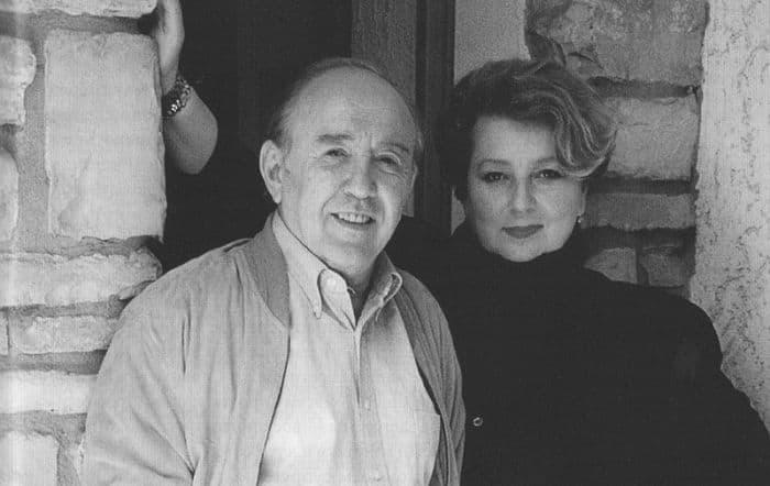 Рис. 4. Т. Тарасова и В. Крайнев