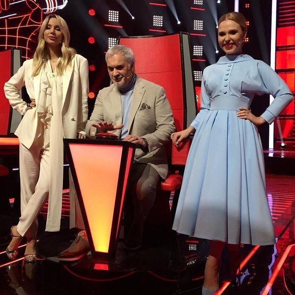 Появилось первое фото нового состава жюри 6-го сезона шоу «Голос ...